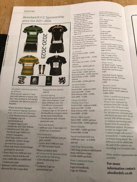 Forum Magazine Inside 2